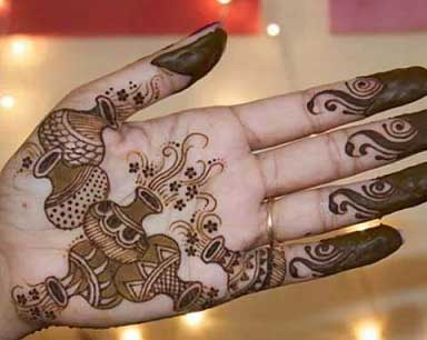 Designs Of Mehndi For Palm : Most popular traditional mehndi designs for hands