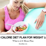 1200 Calorie Diet Plan For Weight Loss: What is it & Menu Plan