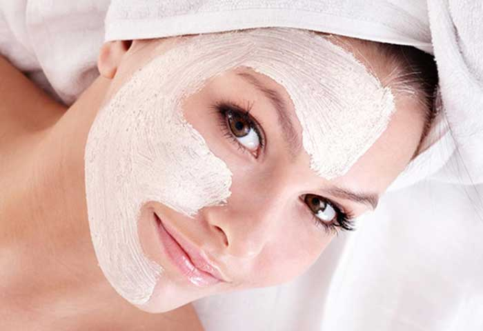 Aspirin facial masks