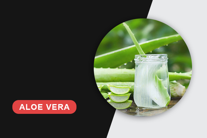 aloe vera for face skin tightening