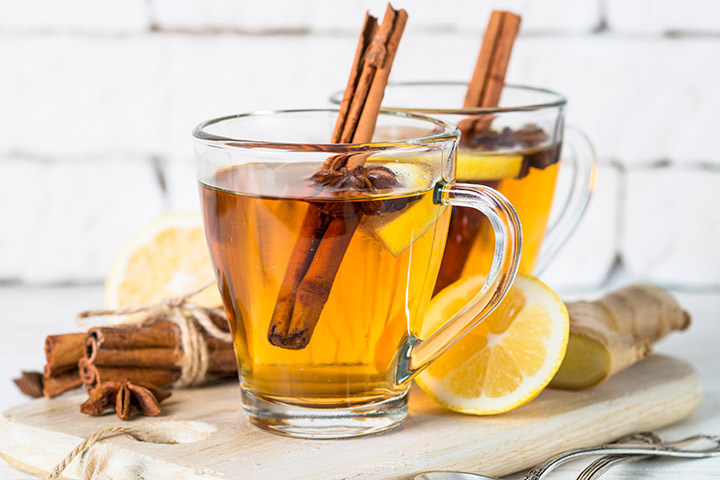 cinnamon drink for belly fat