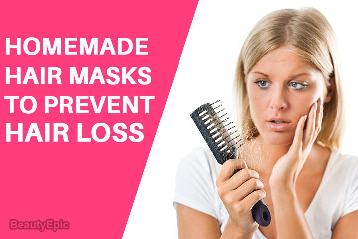 10 Best and Effective Homemade Hair Masks for Hair Fall Control