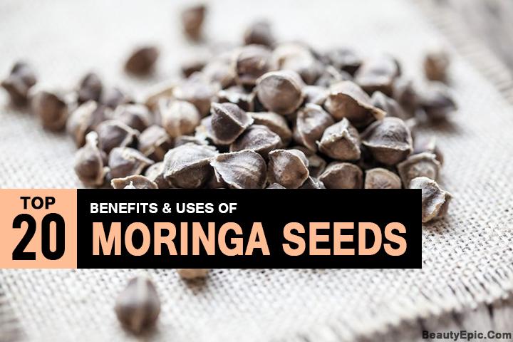 20 Interesting Benefits and Uses of Moringa Seeds