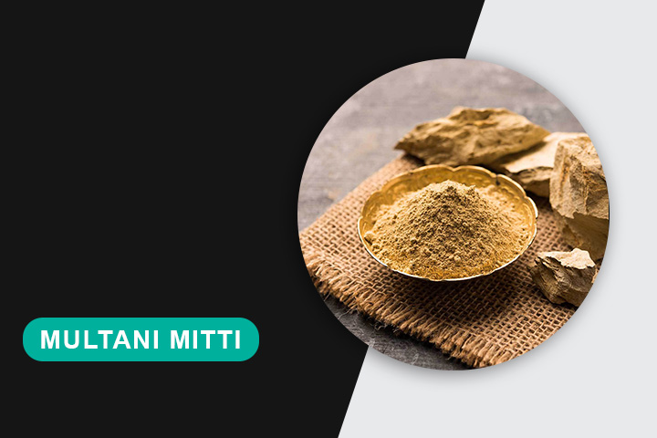 multani mitti face pack for skin tightening