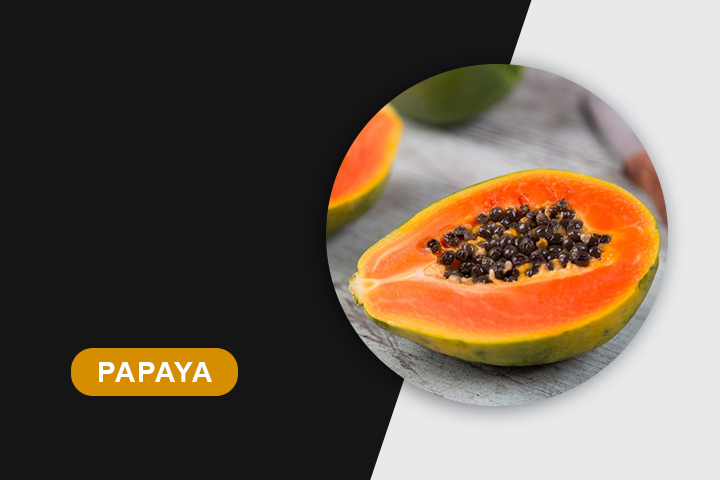 papaya for skin tightening