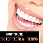 How to Use Turmeric for Teeth Whitening?