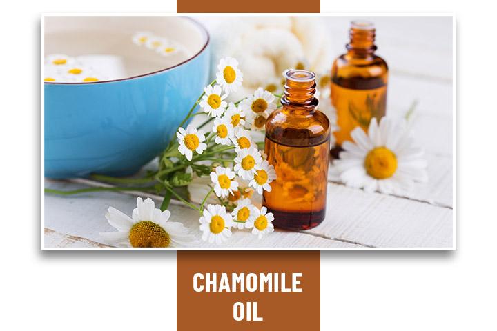 Chamomile Oil for Headache