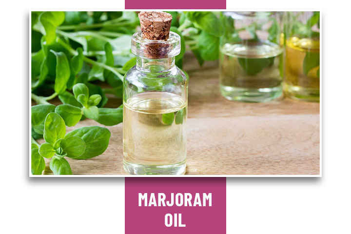 Marjoram Oil for Headache