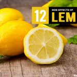 12 Serious Side Effects Of Lemon
