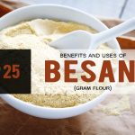 25 Amazing Benefits and Uses of Besan (Gram Flour)