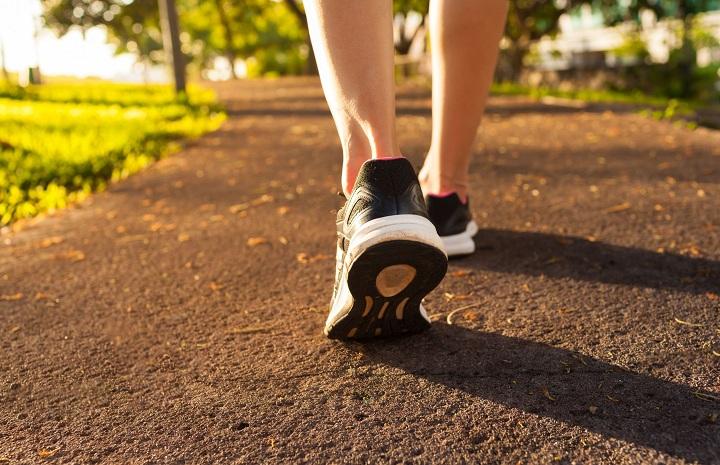 burn more calories while walking