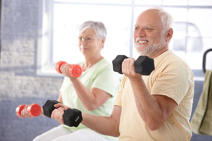 dumbbell exercises for arthritis