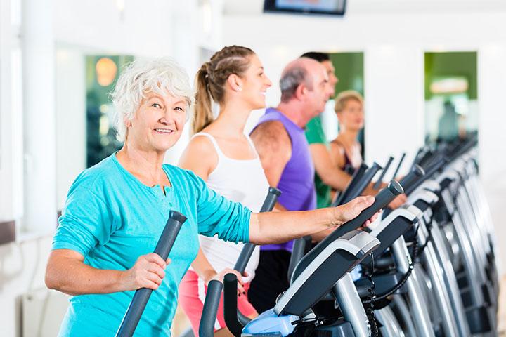 elliptical for arthritis
