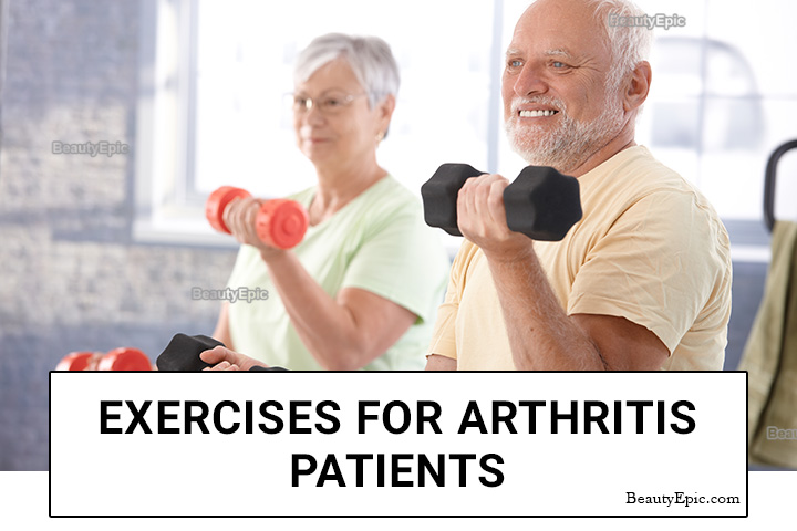 8 Simple Exercises for People With Arthritis