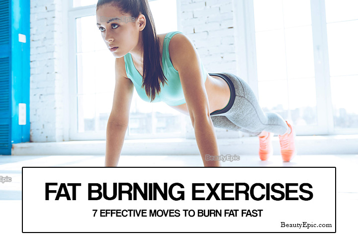 Fat Burning Exercises: 7 Best Moves to Burn Fat Fast