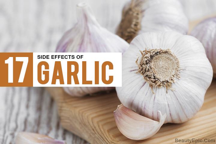 Garlic Allicin Side Effects