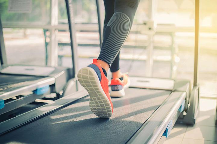 hill walk treadmill