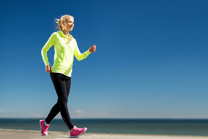 power walking calories burned
