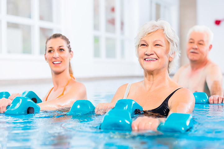 water exercises for arthritis