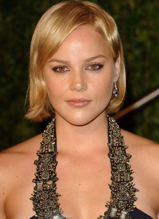 Abbie Cornish Inverted Bob Haircuts