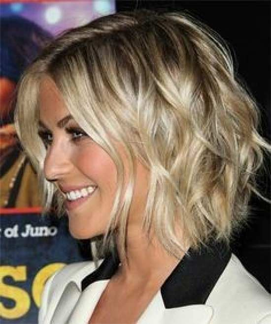 Abbie Cornish messy bob haircuts
