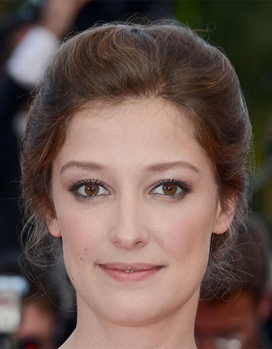 Alexandra Maria Lara Updos for Medium Length Hair
