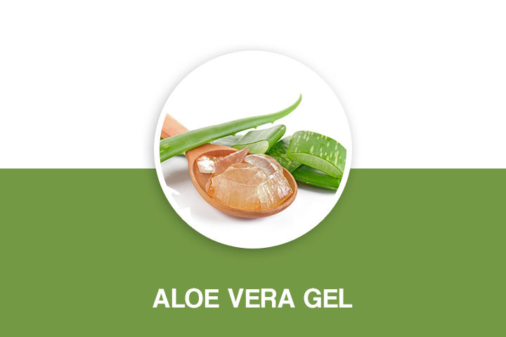 aloe vera for razor bumps