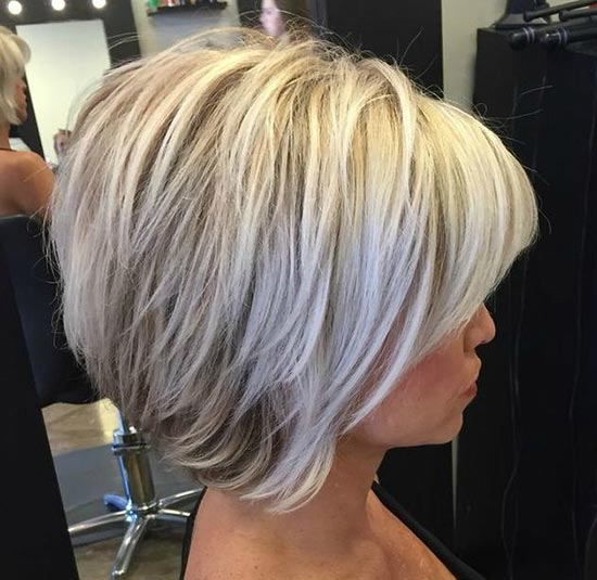 Amanda Craine Inverted Bob Haircuts