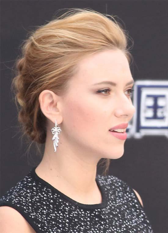 Amanda Hearst Updos for Medium Length Hair