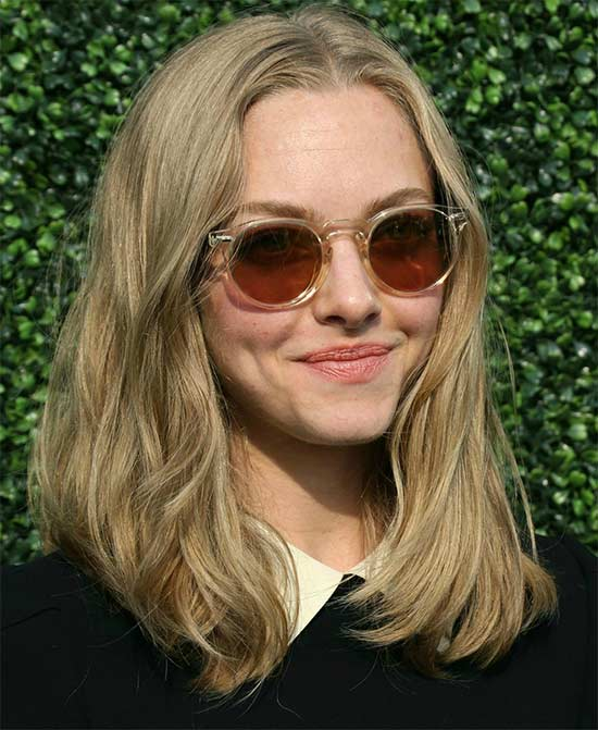 Amanda Seyfried Long Bob Hairstyles