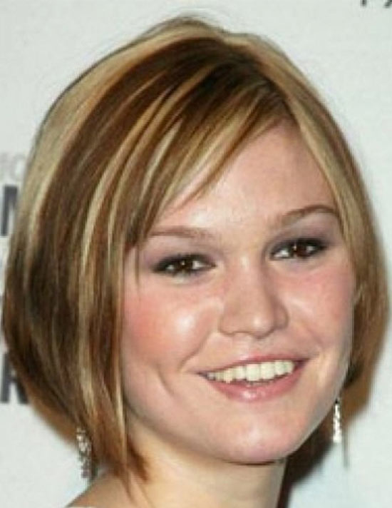 Amy Wilson Medium Hairstyles for Round Faces