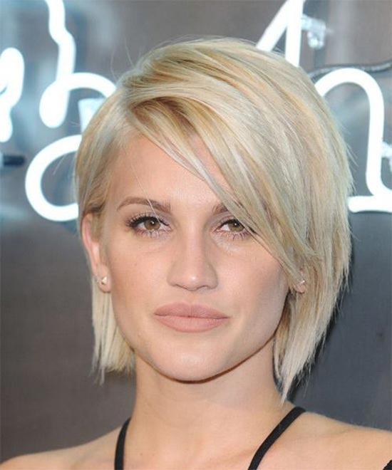 Ashley Roberts Medium Bob Hairstyles