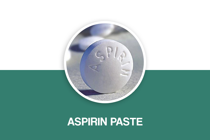 aspirin for razor bumps