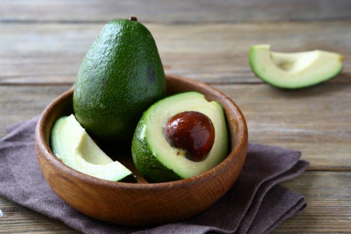 Avocado Mask for Hair Growth