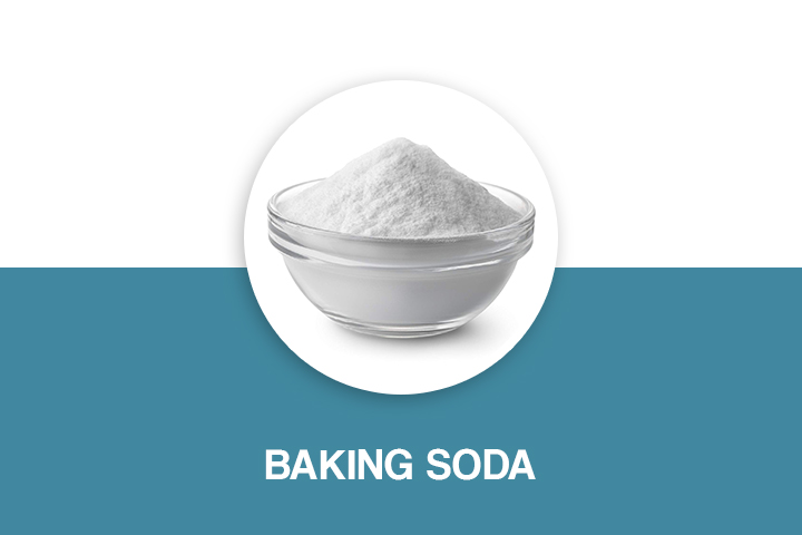 baking soda for razor bumps