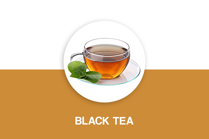 black tea for razor bumps