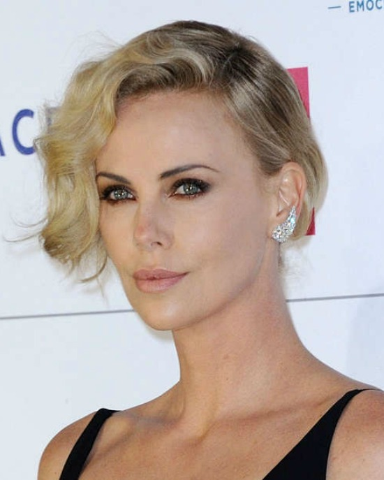Awesome Top 25 Best Charlize Theron Hairstyles Short Hairstyles For Black Women Fulllsitofus