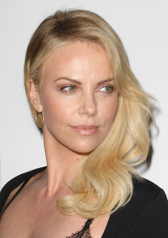 Top 25 Best Charlize Theron Hairstyles