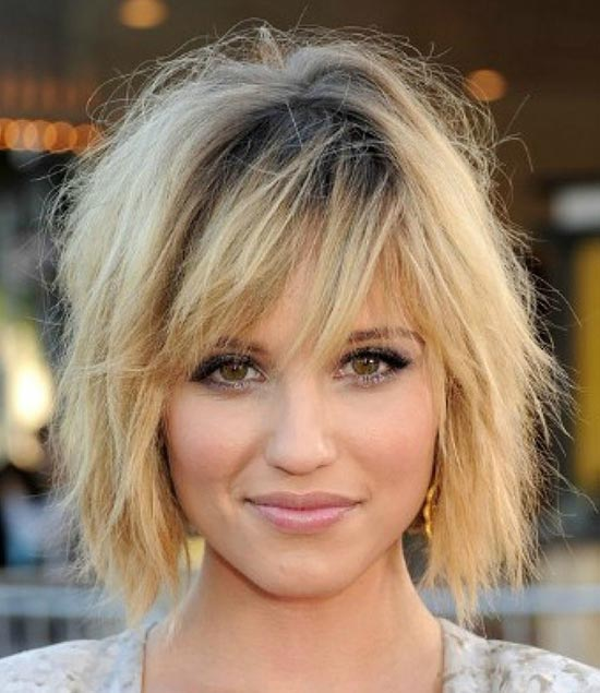 26 Popular Messy Bob Haircuts You May Love to Try! Abbie Cornish Dating