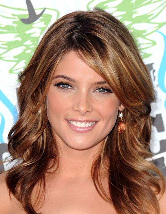Diora Baird Medium Layered Haircuts