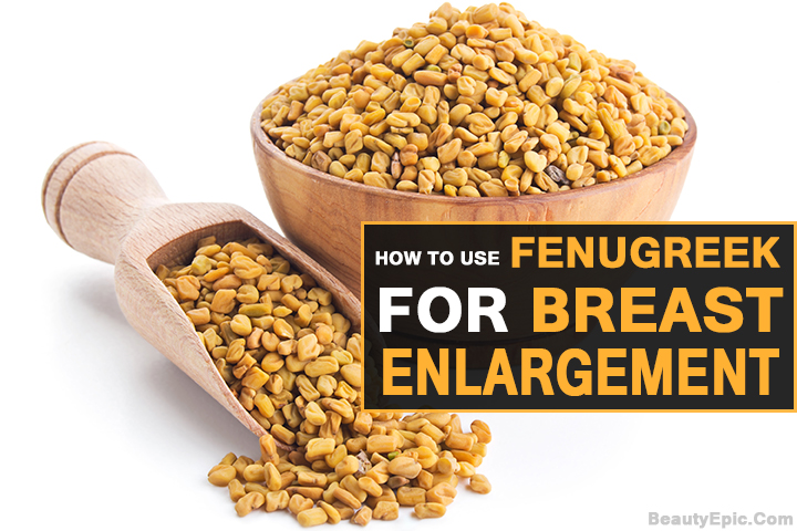 Does Fenugreek Increase Breast Size