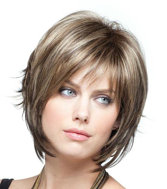 Donna D'errico Shaggy Bob Haircuts