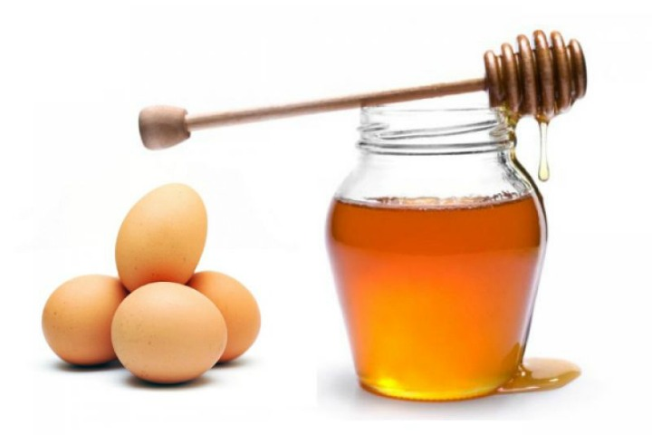 Image result for Honey and Egg mask 600x400