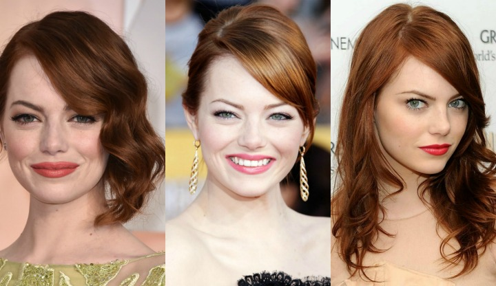 41 Stunning Emma Stone Hairstyles and Haircut Styles to Inspire You
