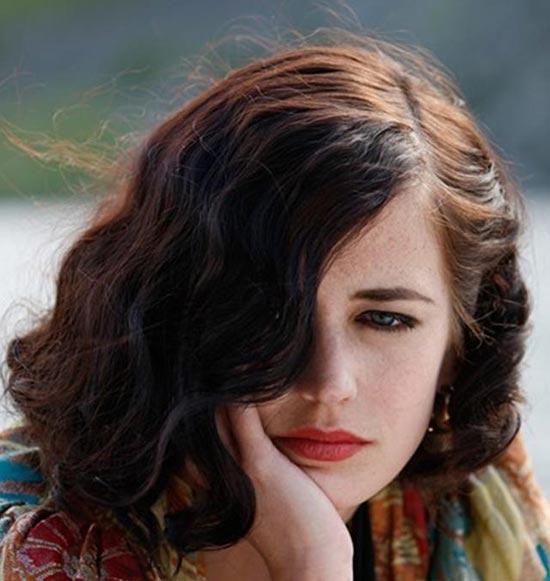 Eva Green Medium Curly Hairstyles
