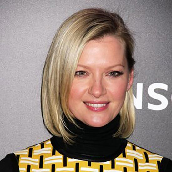 Gretchen Mol Layered Bob HairStyles