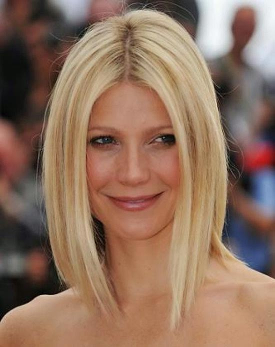 Gwyneth Paltrow Graduated Bob Haircuts