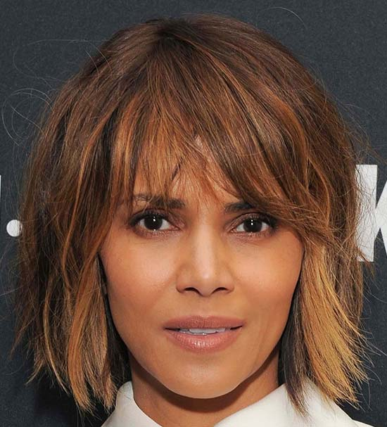 Halle Berry Medium Bob Hairstyles