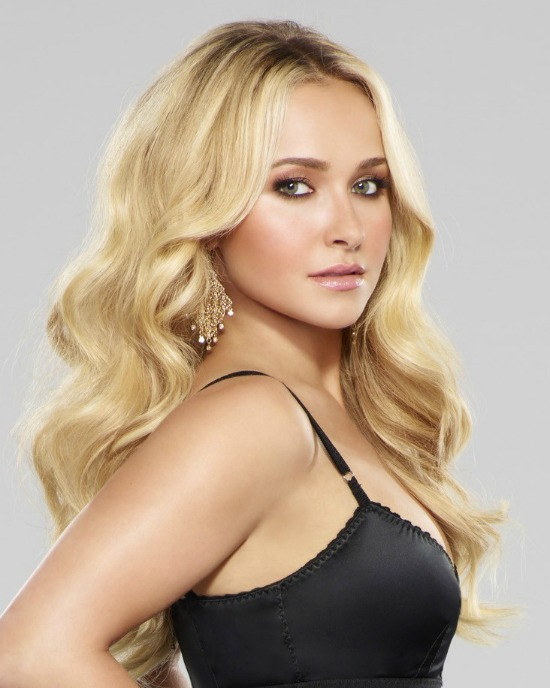 Hayden Panettiere Long Hairstyle