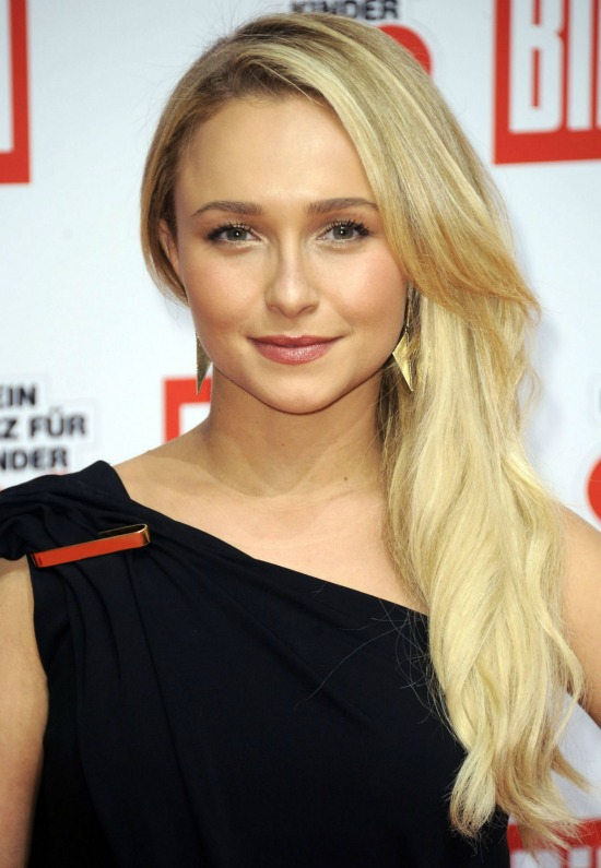 Hayden Panettiere Long Layered Hair